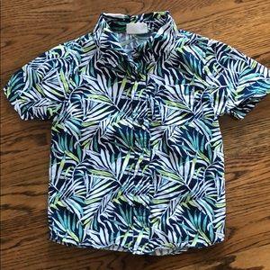 Crazy 8 Tropical shirt